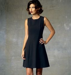 dress pattern! love Misses' Dress