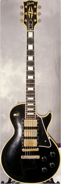 1958 Gibson Les Paul Custom