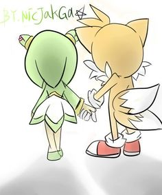 tails&cosmo