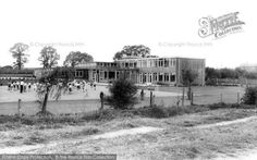 Bicester, Brookside Primary School c.1960, from Francis Frith