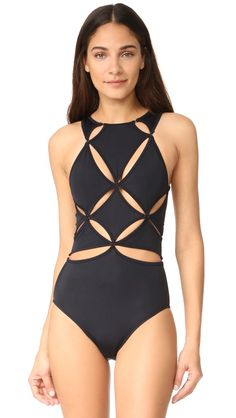 OYE Swimwear Poppy One Piece - click through for more sexy swimsuits