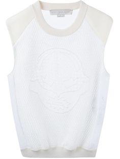 STELLA MCCARTNEY 'Superstellaheroes' Vest Top. #stellamccartney #cloth #top