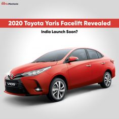 2020 Toyota Yaris Facelift Revealed In The Philippines India Bound In 2020 Yaris Toyota Facelift