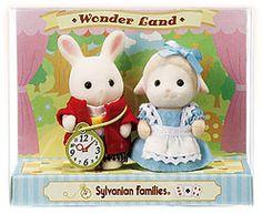Sylvanian Families Wonderland Pair