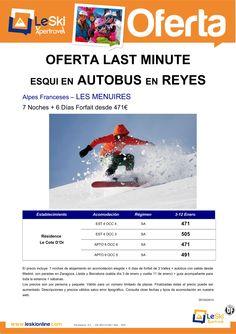 Autobus Les Menuires Semana de Reyes!!!LAST MINUTE ultimo minuto - http://zocotours.com/autobus-les-menuires-semana-de-reyeslast-minute-ultimo-minuto/