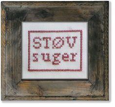 For de veloppdragne fulle av f. — Hjertebank - Lilly is Love Quilt Stitching, Cross Stitching, Cross Stitch Embroidery, Cross Stitch Patterns, Big Knit Blanket, Jumbo Yarn, Big Knits, Modern Cross Stitch, Teaching Art
