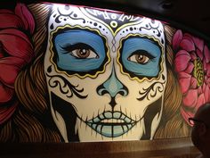 mexican day of the dead murals - Google Search