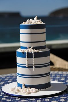 Nautical Cake by Sweet Art