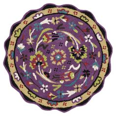 Take a look at this Grape Azalea Wool Rug by Loloi Rugs on today! South Shore Decorating, Transitional Rugs, Contemporary Area Rugs, Floral Rug, Round Rugs, Home Decor Furniture, Joss And Main, Wool Rug, Decorative Bowls