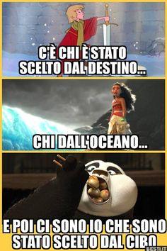 Funny Video Memes, Stupid Funny Memes, Haha Funny, Funny Cute, Funny Images, Funny Pictures, Funny Princess, Italian Memes, Arte Disney