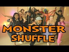 Monster shuffle brain break for the week of Halloween.