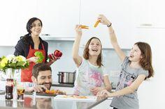 Gemüse schmuggeln | Familienhäppchen