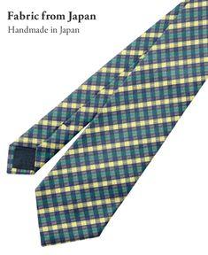 ネクタイ(グリーン系): メンズ | メーカーズシャツ鎌倉 公式通販 | MAKER'S SHIRT KAMAKURA