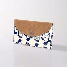 Thandana Penguin ladies purse