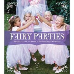 Fairy Parties book