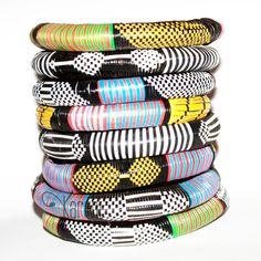 Bijoux Ethniques Touareg Bracelets africains larges homme/femme/enfant (lot de 3) 05