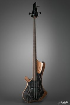 Padalka Guitars Ennea Hotchkiss 3-String Bass