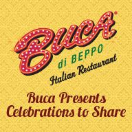 Gather up your friends and celebrate! You could win a year of free Buca di Beppo!
