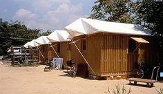 paper log house - Buscar con Google