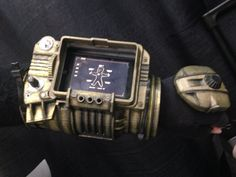 #FandomFriday: 20 Best #Fallout Merchandise to Whet Your Appetite for #Fallout4 - pipboy 3000 DIY phone case
