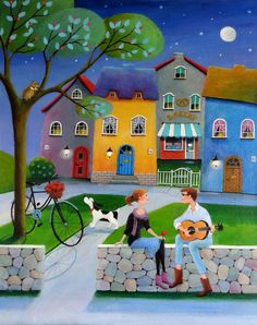 Iwona Lifsches Little Paradise