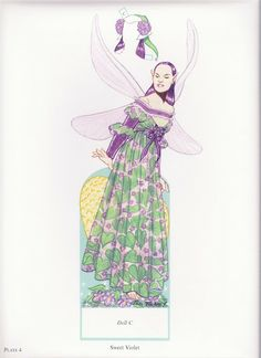Paper Dolls~A Midsummer's Night Dream - Bonnie Jones - Picasa Web Albums