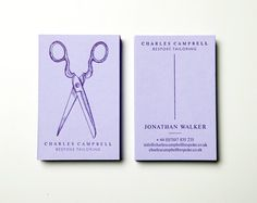 charles campbell logo and identity by teakcake design