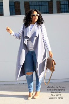 winter outfits plus size 25 plus size winter work outfits you can try Winter Outfits For Teen Girls, Plus Size Winter Outfits, Winter Outfits For Work, Plus Size Fashion For Women, Winter Outfits Women, Winter Fashion Outfits, Casual Winter Outfits, Plus Size Women, Plus Size Outfits