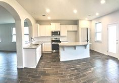 New homes in central Texas #Texas #RealEstate #Kitchen #Austin