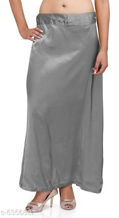 Ethnic Bottomwear - Petticoats Stylish Women Petticoats Fabric: Satin Multipack: 1 Sizes:  Free Size (Waist Size: 28 in Length Size: 38 in Hip Size: 28 in) Country of Origin: India Sizes Available: Free Size *Proof of Safe Delivery! Click to know on Safety Standards of Delivery Partners- https://ltl.sh/y_nZrAV3  Catalog Rating: ★4 (890)  Catalog Name: Stylish Women Petticoats CatalogID_796791 C74-SC1019 Code: 762-5356837-