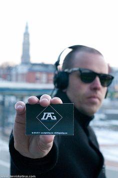 Photoshoot for DAG Bookings - Dance Agency Groningen     http://djpresskits.com