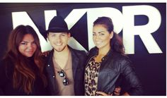 Great seeing you! Come back soon :) RT @BrettKissel #TDMusic interview @TD_Canada w/ my wife @CeciliaKissel!