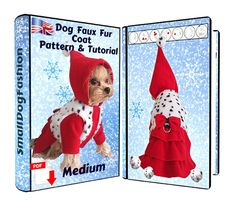 Dog Clothes Pattern Dog Coat Pattern PDF Dog Clothes Small Dog | Etsy Dog Coat Pattern, Coat Patterns, Clothing Patterns, Small Dog Clothes Patterns, Pdf Sewing Patterns, Small Dogs, Small Dog Breeds, Dog Coats, Girl Dog Clothes