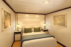 Do you like to save money? Here are 7 benefits to booking an inside stateroom on a #cruise