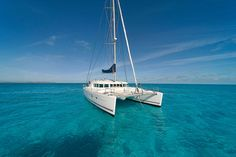 Charter Sailing Catamaran - LE PANTO - Sunreef Charter