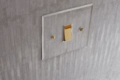 Clear Switch Plates - From stock and bespoke to order   Our Services   Content