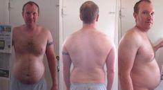 Matt Misiurak explains what fat loss feels like:    http://www.adonisindex.com/learning-what-fat-loss-feels-like-interview-with-matt-misiurak/