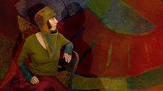 Some photos of Judit Poc's work Textile Art, Felting, Artwork, Painting, Headpieces, Image, Artists, Google Search, Hats