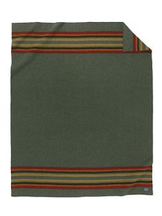 Pendelton Camp Blankets - old school and beautiful