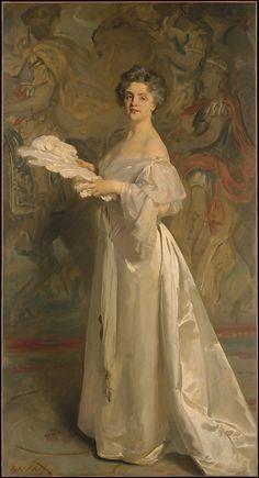 Ада Рехан John Singer Sargent - 1856 - 1925, 1894/95 / 236.2 x 127.3 / Metropolitan Museum of Art, New York