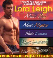 Nauti Boys series by Lora Leigh