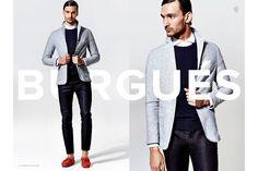 El Burgues İlkbahar / Yaz 2015 Erkek Lookbook   FashionBeans.com