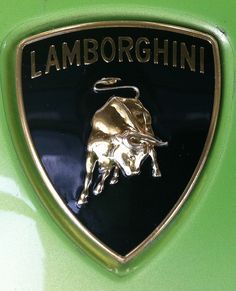 Lamborghini Gallardo car emblem...Brought to you by #CarInsurance@Houseofinsurance Eugene Oregon