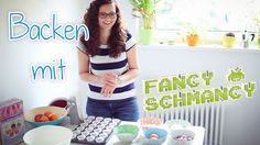 BAKING WITH FANCYSCHMANCY | MINI CUPCAKES