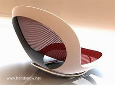[Furniture] : Purity Rocking Chair Designed By Scott Wilson Gallery