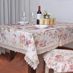 Yemek masa örtüsü kumaş moda rustik masa örtüsü masa örtüsü minder sandalye örtüleri set masa koşucu