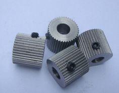 $13.48 (Buy here: https://alitems.com/g/1e8d114494ebda23ff8b16525dc3e8/?i=5&ulp=https%3A%2F%2Fwww.aliexpress.com%2Fitem%2F10pcs-lot-MK8-Drive-Gear-For-1-75mm-Makerbot-Reprap-Impressora-3d-Printer-Kit-Extrusion-Head%2F32350508167.html ) 10pcs/lot 3D Printer Gear 40 Tooth For 1.75mm Makerbot Reprap 3d Printer Kit Extrusion Head Gear Feeding Wheel Extruder Gear for just $13.48