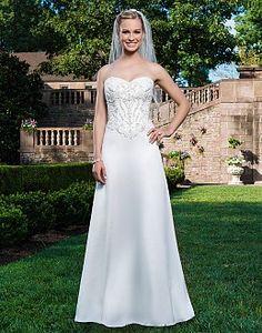 3856 Youthful, Romantic and Dreamy Wedding Dresses | Sincerity Bridal-XXX
