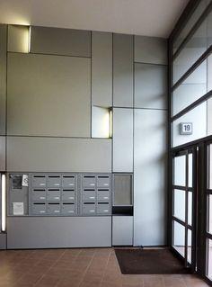Halls d'entrée 1236 logements Fonsala