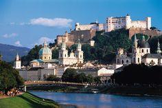 Hohensalzburg Fortress, Salzburg, Austria Been